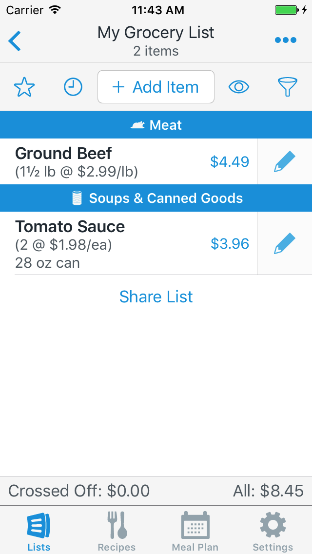 The Quantity Field Is Used Alongside Item Prices Feature To Calculate Total Cost Of An So It Intended For Entering Number Packages